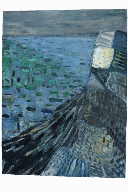 Erik Neff, 'Green Wedge', 2019, The George Gallery