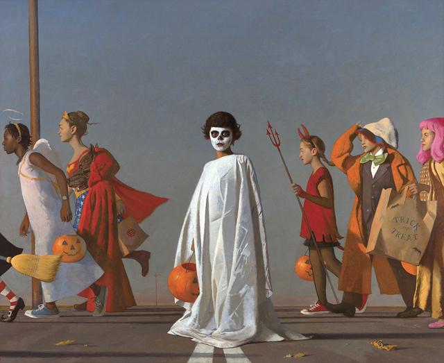 , 'Halloween,' , Dowling Walsh