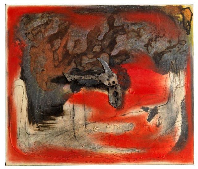 , 'Paesaggio dell'anima mia, esecuzione 5,' 2015, Piero Atchugarry Gallery