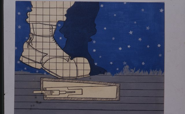 Antoni Miralda, 'Botas Bomba / Luna Llena #1 (derecha)', 1965, Henrique Faria Fine Art
