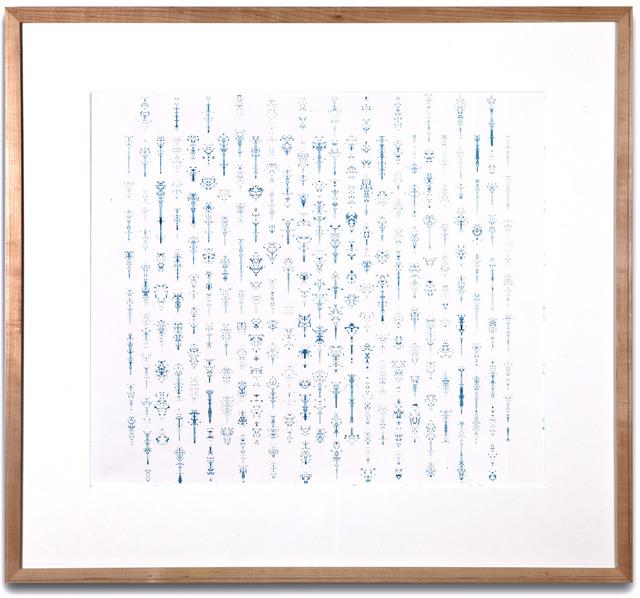 , 'FROST WORK,' 2004, Kohn Gallery