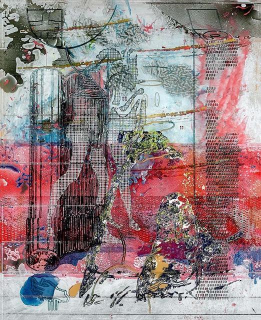Darren Goins, 'Untitled (047r), 2015', 2015, Martin Lawrence Galleries