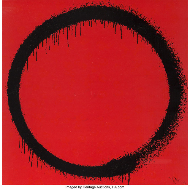 Takashi Murakami, 'Enso: The Heart', 2015, Heritage Auctions