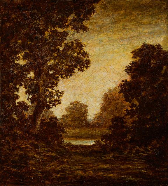 , 'Night Glow,' , Questroyal Fine Art
