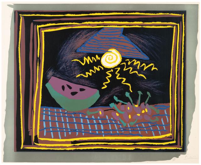 Pablo Picasso, 'Nature morte à la pastèque', 1962, Christie's