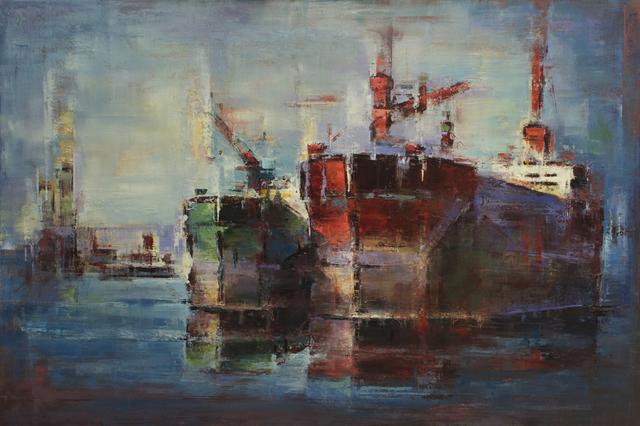 , 'Hestia,' 2018, Rebecca Hossack Art Gallery