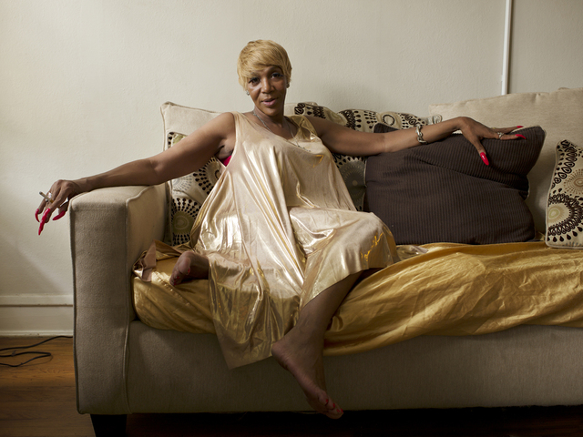 , 'Caprice, 55, Chicago, IL,' 2015, Laurence Miller Gallery