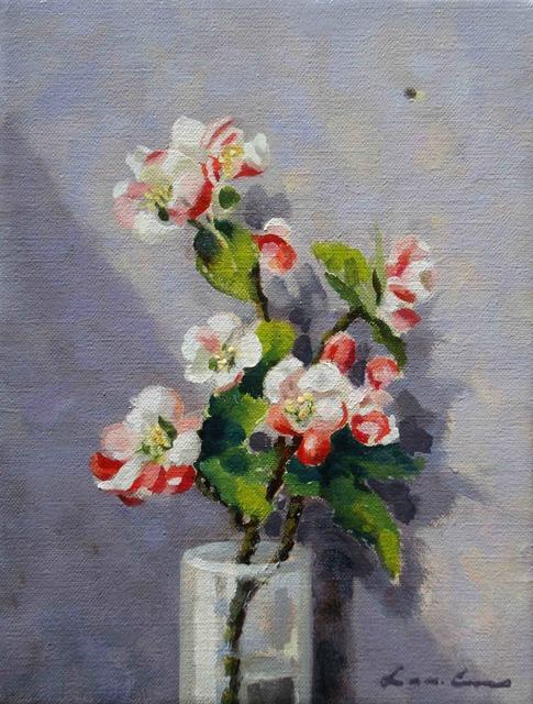 , 'Apple blossom,' ca. 2017, ArtBoutique