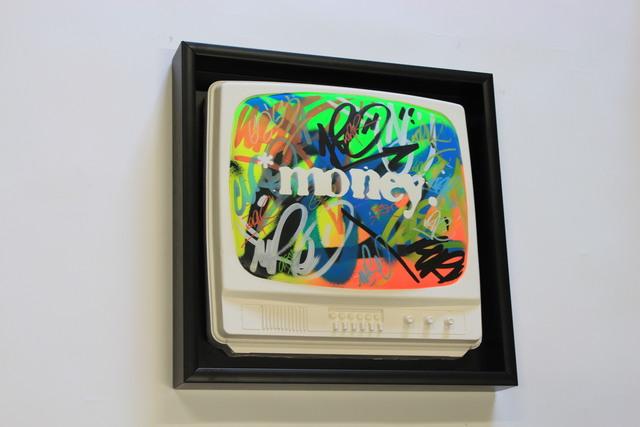 , 'Error TV *Money,' 2016, Modus Art Gallery