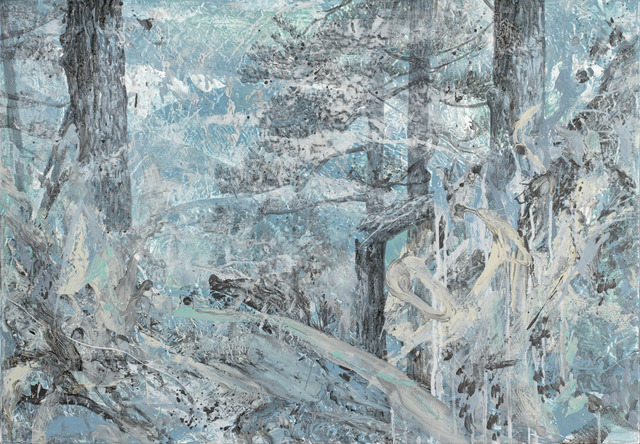 Sheng Hung Shiu 許聖泓, 'Silver Afternoon   銀白的下午', 2017, Affinity ART
