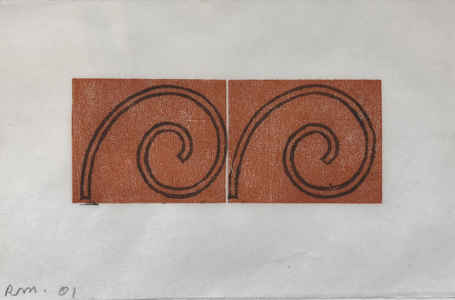 Robert Mangold, 'Greeting Card 6', 2000, Artsnap