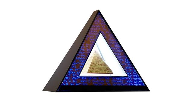 , 'PYRAMID,' 2011, Galleria Alfieri