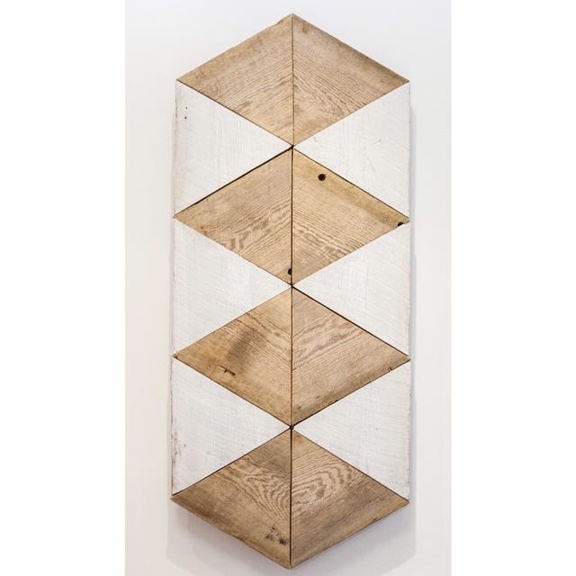 Benjamin Lowder, 'Geoshield 2', 2016, Open Mind Art Space