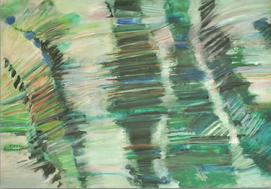 , 'Barrier Reef,' 1987, Walter Wickiser Gallery