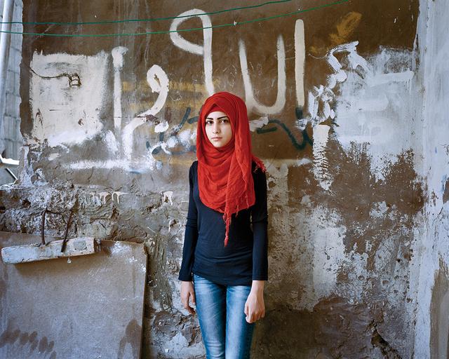 , 'Samira 15, Bourj El Barajneh Refugee Camp, Beirut Lebanon,' 2011, C. Grimaldis Gallery