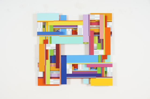 Dieter Balzer, 'XIX (wg/19-1)', 2019, Stern Wywiol Galerie