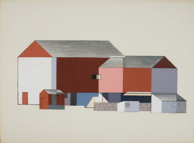 , 'Barn Abstraction,' , Forum Gallery