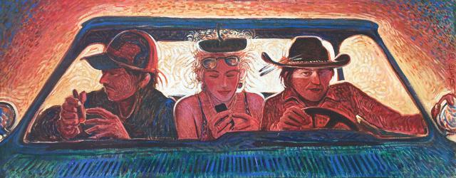 Shonto Begay, 'Too Much Light', 2013, Modern West