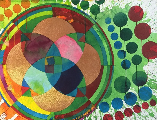 Max Gimblett, 'Free Entry', 2014-2015, Watermill Center Summer Benefit Auction 2016