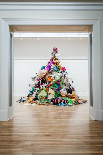 , 'Um Monumento às Fantasias Descartadas (A Monument to Discarded Fantasies),' 2003, Prospect New Orleans