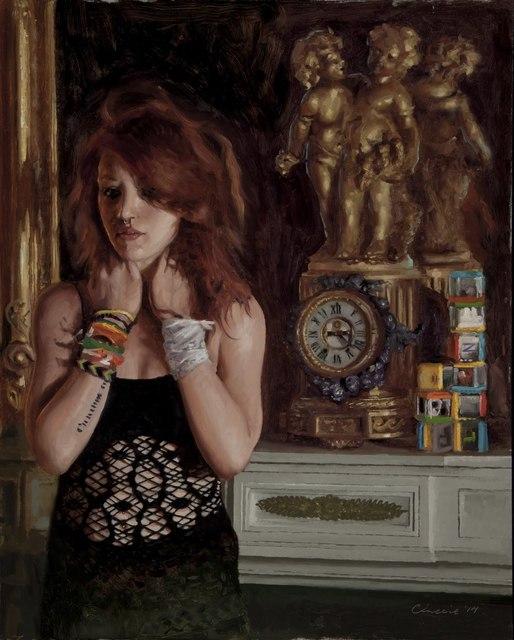 Joe Ciaccio, 'Cherubs', 2014, Springfield Art Association