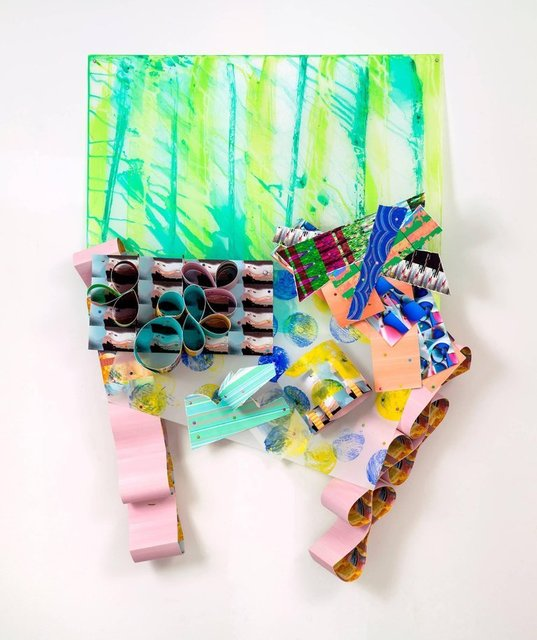 , 'Video Feet,' 2017, ODETTA