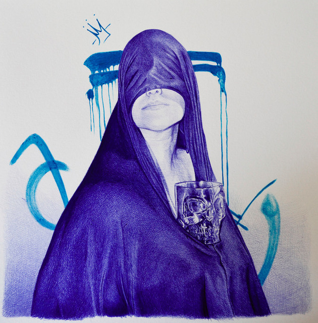 , 'Abrazza la Muerte,' 2016, GALERIE BENJAMIN ECK