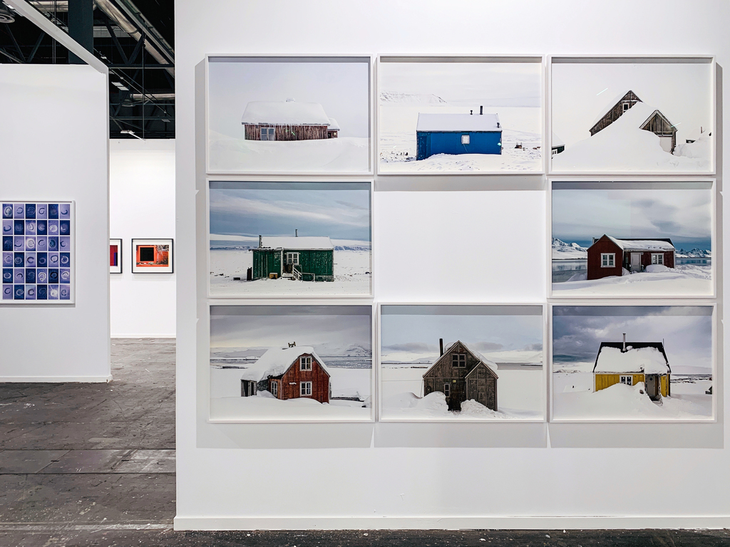 "Tiina Itkonen's ""Home Series"" at ARCO Madrid 2020 with Persons Projects"