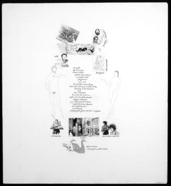 , 'Homerica (right panel),' 2000, Francis M. Naumann Fine Art