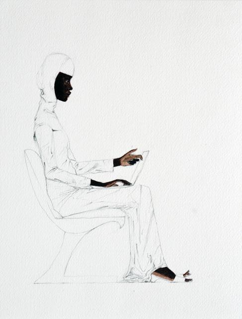 , 'Notebook X,' 2013, Ed Cross Fine Art