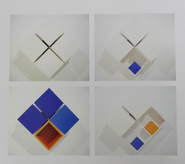 , 'Cuatro posiciones de Cuadro nº1,' , Fernández-Braso