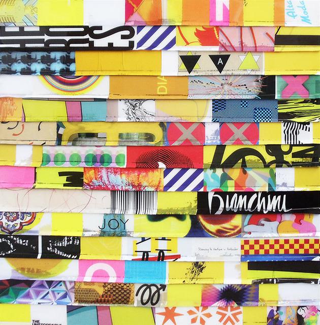 , 'Blitz 45,' 2014, Gilles Clement Gallery
