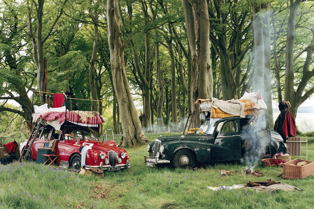 , 'Beds on Cars, Eglingham Hall, Northumberland, England,,' 2004, Michael Hoppen Gallery