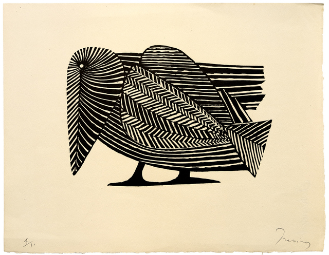 , 'The Raven,' 1952, Pera Museum