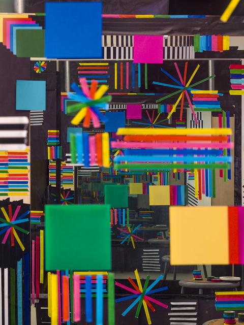 , 'CMYKRGB,' 2014, Circuit Gallery