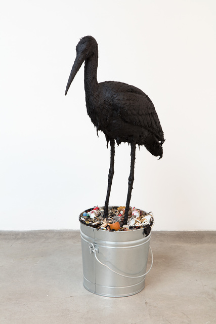 , 'Stork,' 2016, Tanya Bonakdar Gallery