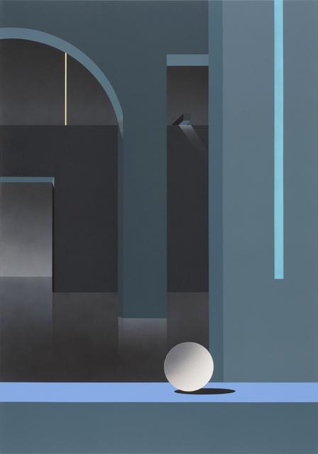 , 'Raum 766,' 2011, Galerie Nikolaus Ruzicska