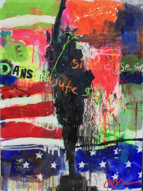, 'Statue of Liberty,' 2017, Bruce Lurie Gallery