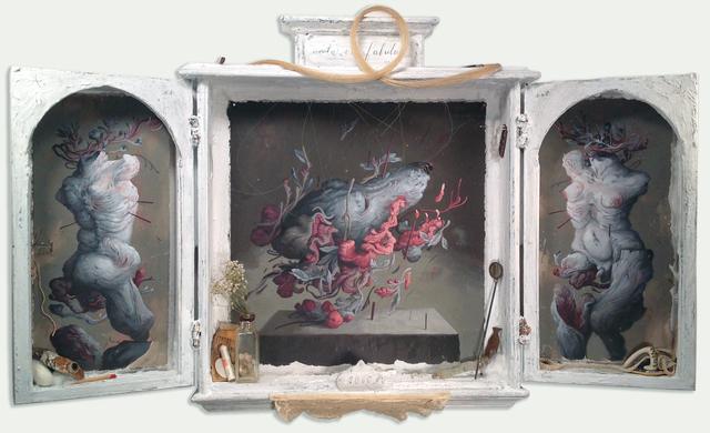 , 'Altarpiece III (Cornucopia),' 2018, McCaig-Welles