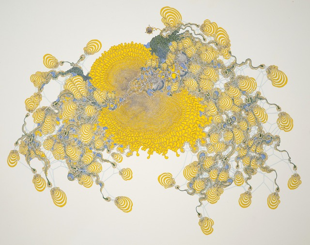 , 'Nominal Extrapolation (Adenovirus),' 2009-2013, Pierogi