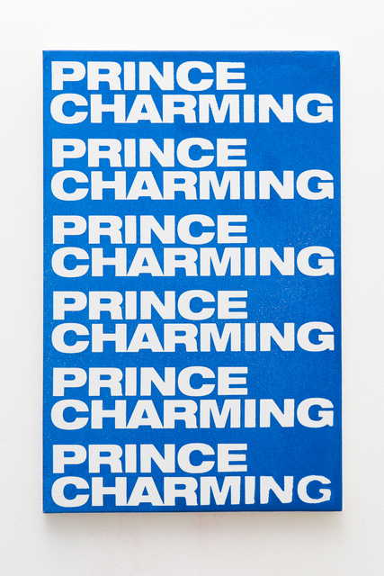 , 'Prince Charming,' 2017, Rubber Factory