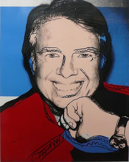 Andy Warhol, 'Jimmy Carter 11 (FS 11.151) ', 1976, Revolver Gallery