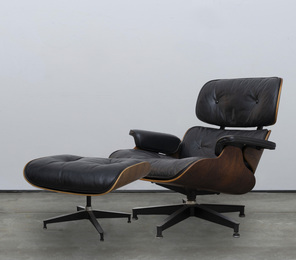 Eames Lounge Chair and Ottoman #2