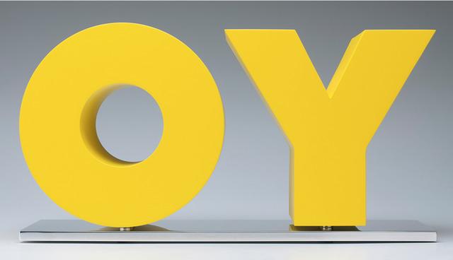 , 'OY / YO,' 2011, New Gallery of Modern Art