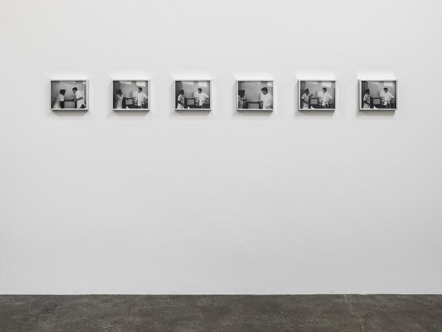 , 'Man (Maid),' 2012, White Cube