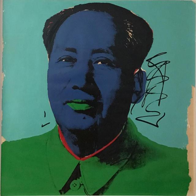 , 'Mao (F. & S. II.99),' 1972, David Benrimon Fine Art
