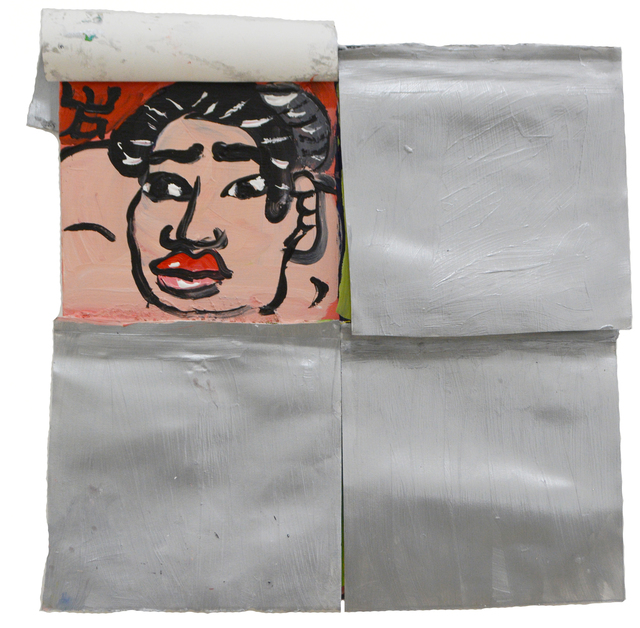 , 'Racial Puzzle Flip,' 2018, Ethan Cohen New York