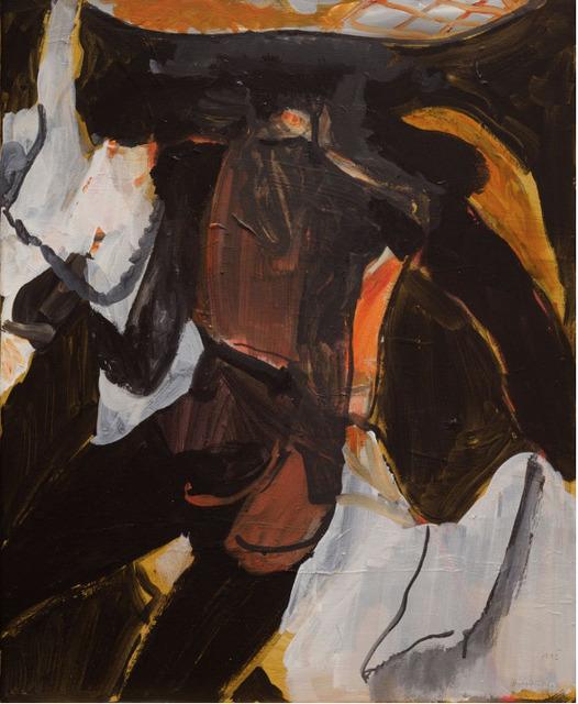 , 'Wrangler,' 2019, .M Contemporary