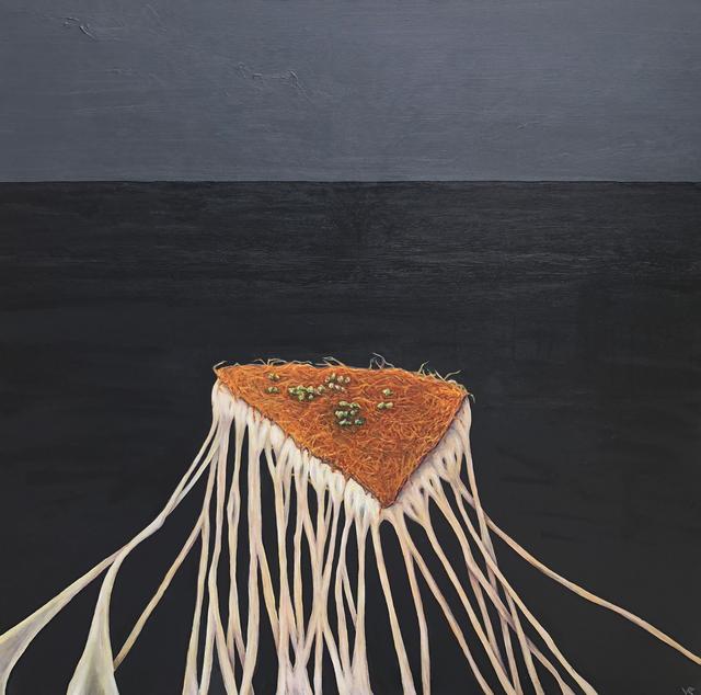 , 'Knafeh,' 2018, Zawyeh Gallery