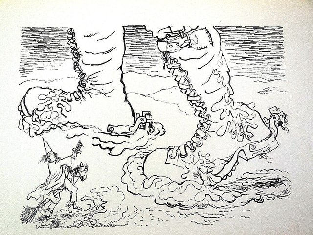 George Grosz, '1936 Lithograph War Boots small edition', 1936, Lions Gallery
